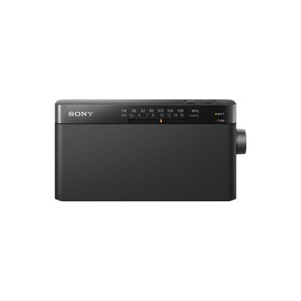 Sony ICF-306 Portable Radio/ Stylish design AM/FM mūzikas centrs