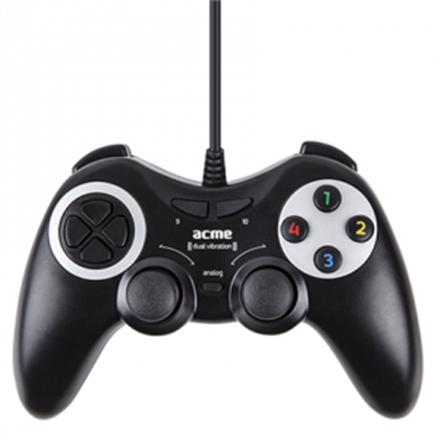 Acme GA08 digital gamepad spēļu aksesuārs