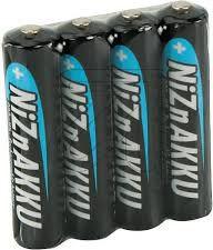 Ansmann NiZn Mignon, AA, 4 art (1322-0005) Baterija