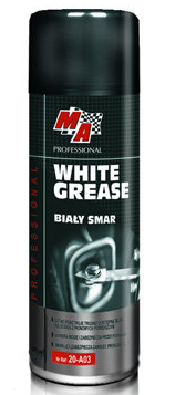 Amtra Plynny smar bialy 20-A03 WHITE GREASE  400mL BIS 20-A03