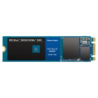 WD Blue SSD SN550 NVMe 500GB M.2 2280 SSD disks