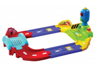Vtech Tut Tut dla niemowlat - Droga - modul pierwszy - 80-127804 Radiovadāmā rotaļlieta