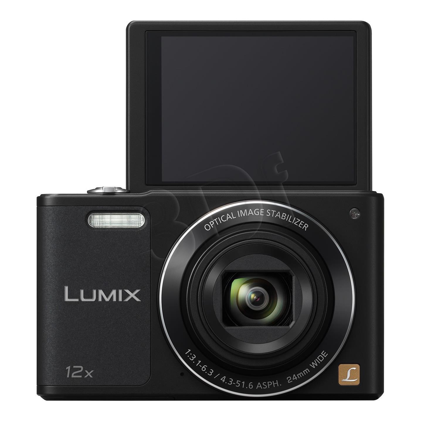 Digital Camera Panasonic DMC-SZ10EP-K Digitālā kamera