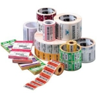 Zebra Label roll, 32x25mm, 12pcs/box normal paper, matt coated 35-800271-105