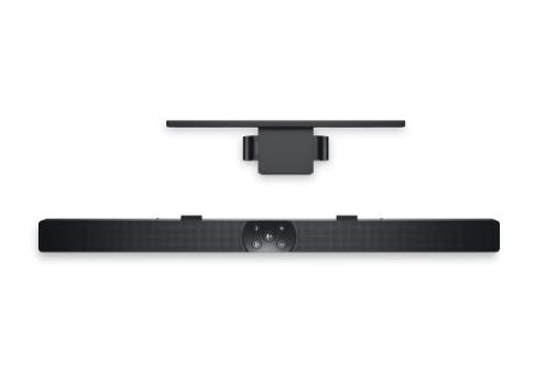 Dell Soundbar AE515M Speaker type Active, Mini-phone stereo 3.5 mm; USB 2.0, Black, 5 W pārnēsājamais skaļrunis