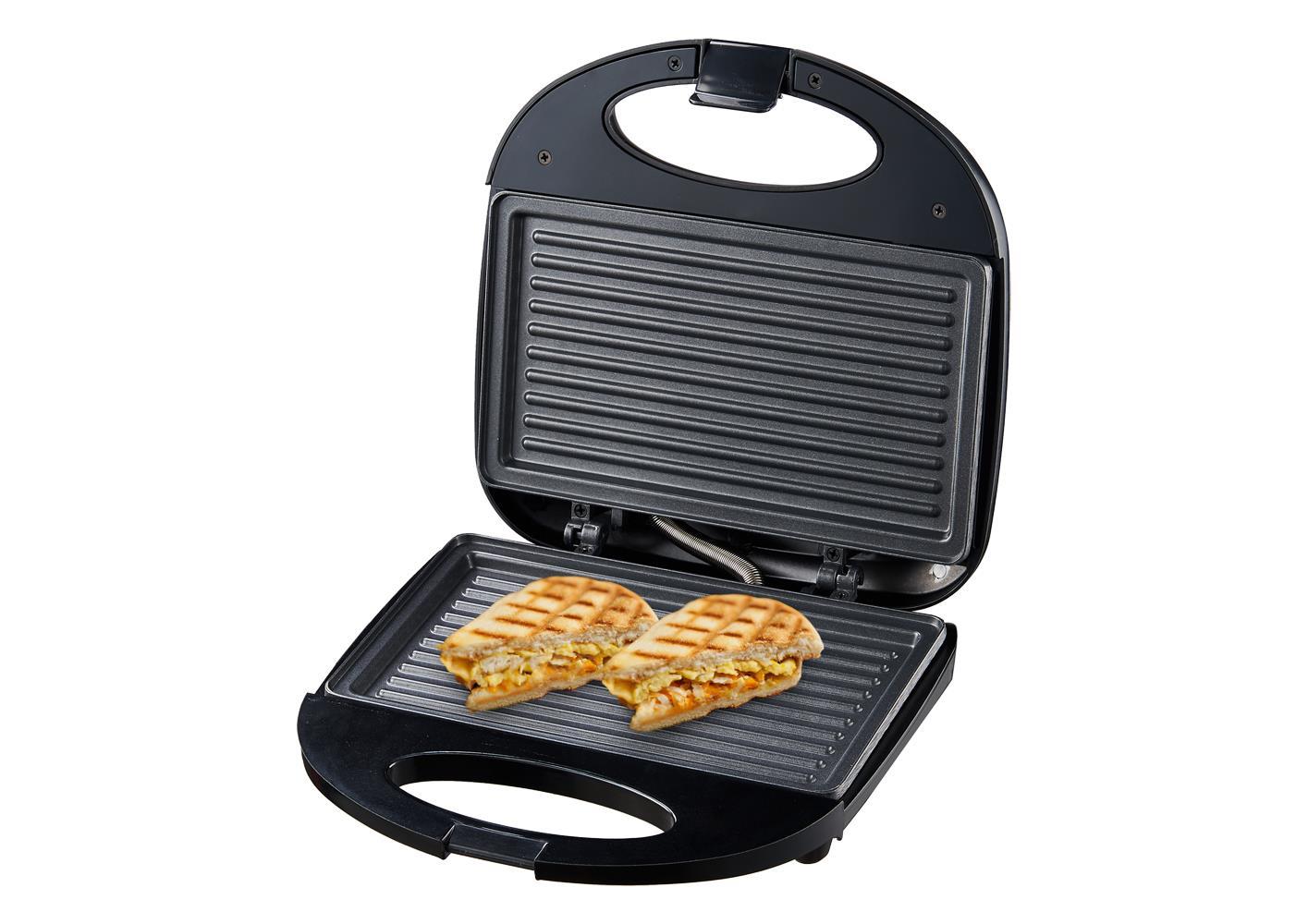 ESPERANZA EKT009 TORTILLA - sandwich toasters 1000W Tosteris