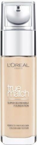 L'Oreal Paris True Match Foundation 3N Creamy Beige 30ml tonālais krēms