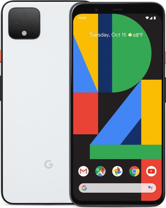Google Pixel 4 64GB Clearly White Mobilais Telefons