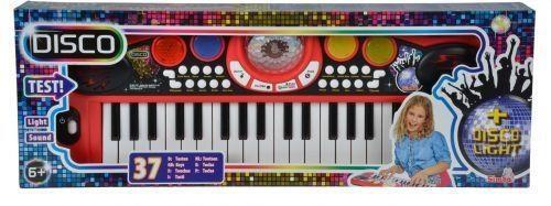 Simba MMW Disco Keyboard - 254044