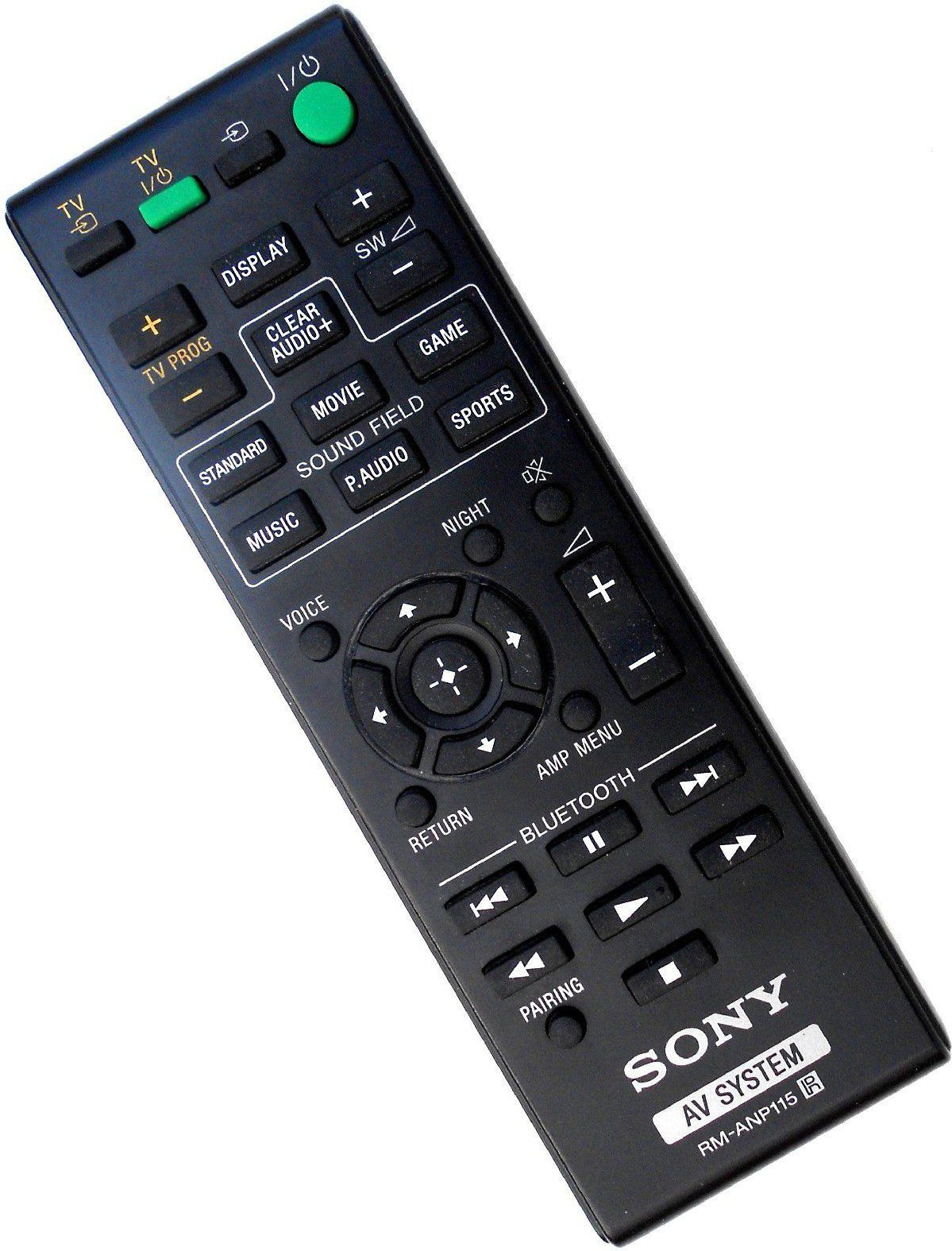 Sony Remote Commander (RM-ANP115) pults