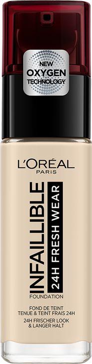 L'Oreal Paris Infallible 24h Fresh Wear Foundation 005 Pearl 30ml tonālais krēms