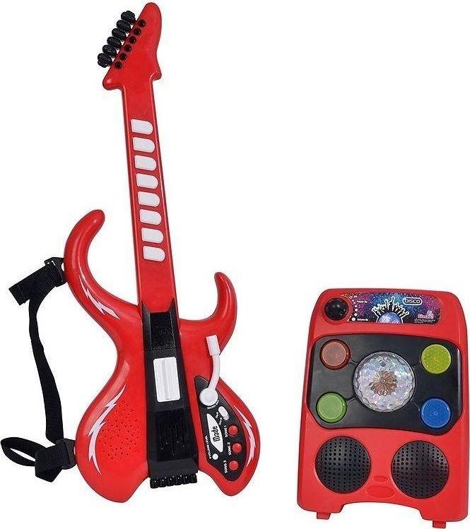 Simba Gitara disco ze wzmacniaczem MMW Simba 106834251