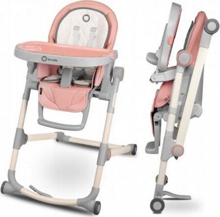 Lionelo Krzeselko do karmienia Cora stone GXP-714557 bērnu barošanas krēsls