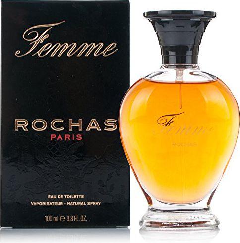 ROCHAS Femme (W) EDT/S 100ml Smaržas sievietēm