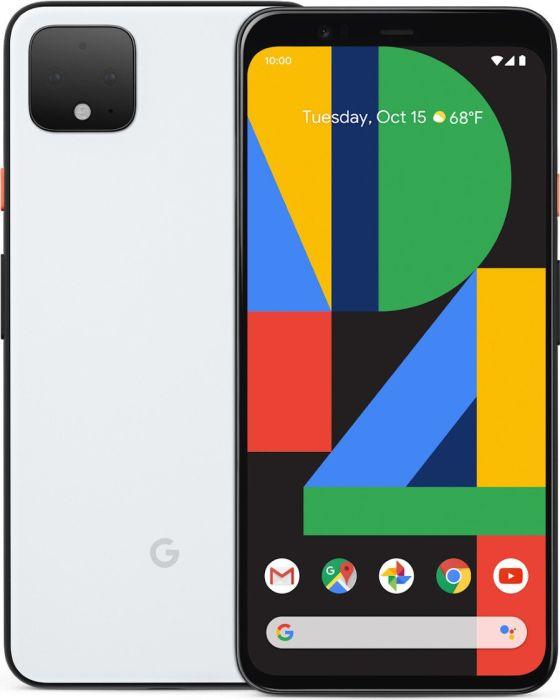 Google Pixel 4 XL 64GB Clearly White Mobilais Telefons