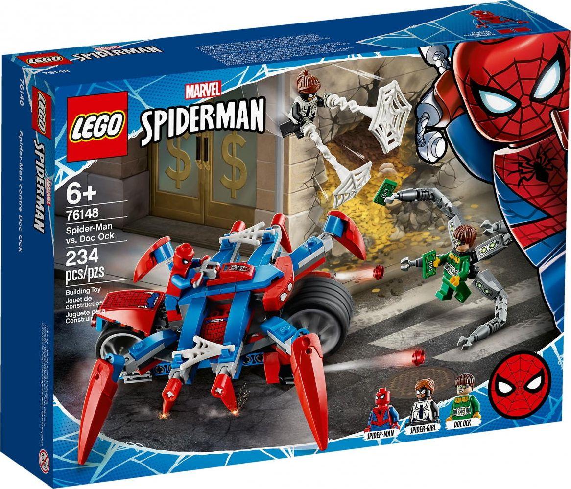 LEGO Super Heroes Spider Man vs Doc Ock LEGO konstruktors