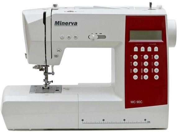 Maszyna do szycia Minerva MC90C MC90C Šujmašīnas