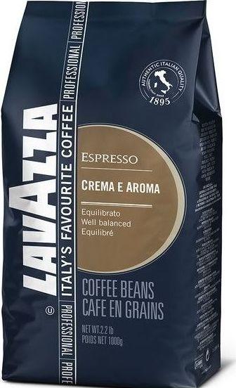 Lavazza Crema e Aroma 1kg 2.2 lbs (1 kg) piederumi kafijas automātiem