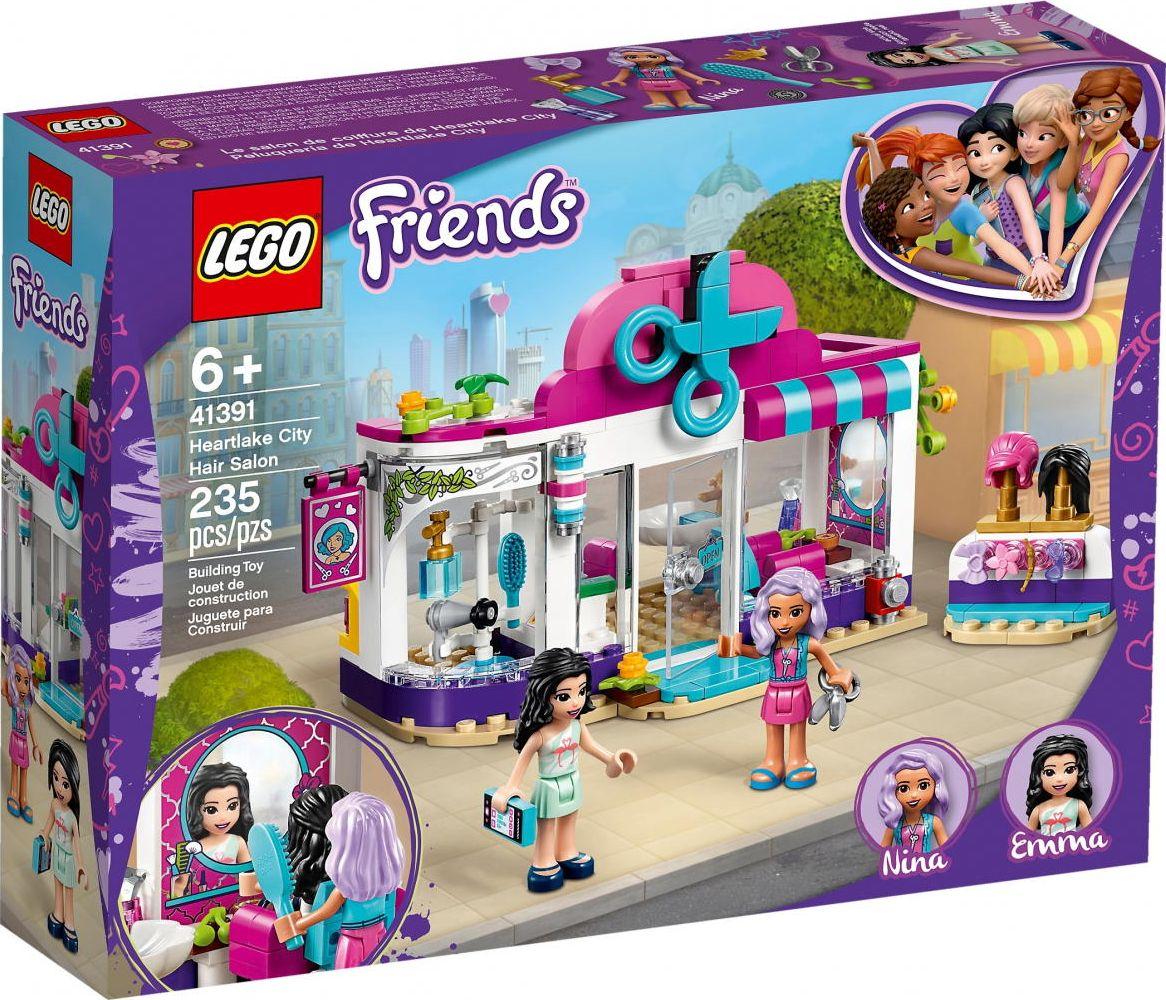 LEGO Friends 41391 Heartlake City Hai Salon LEGO konstruktors