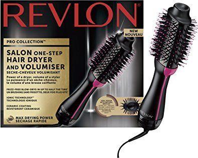 Revlon Salon One-Step Hair Dryer and Volumiser EU Matu veidotājs