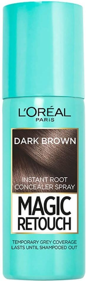 L'Oreal Paris Magic Retouch Spray No. 2 Dark Brown 75ml