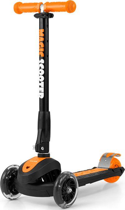 Milly Mally Scooter Magic orange (2349) Skrejriteņi