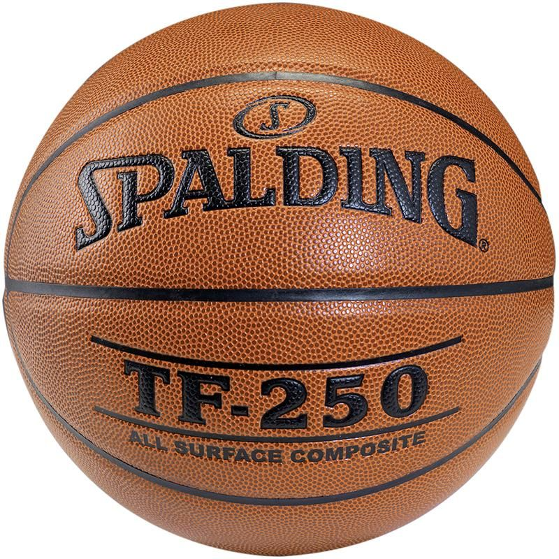 Spalding Basketball ball TF 250 IN / OUT orange r. 7 bumba