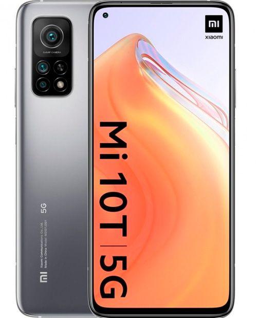 Xiaomi Mi 10T 5G 8GB/128GB Silver Mobilais Telefons