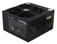 Netzteil LC-Power 350W LC6350 12cm (80+Bronze) retail Barošanas bloks, PSU