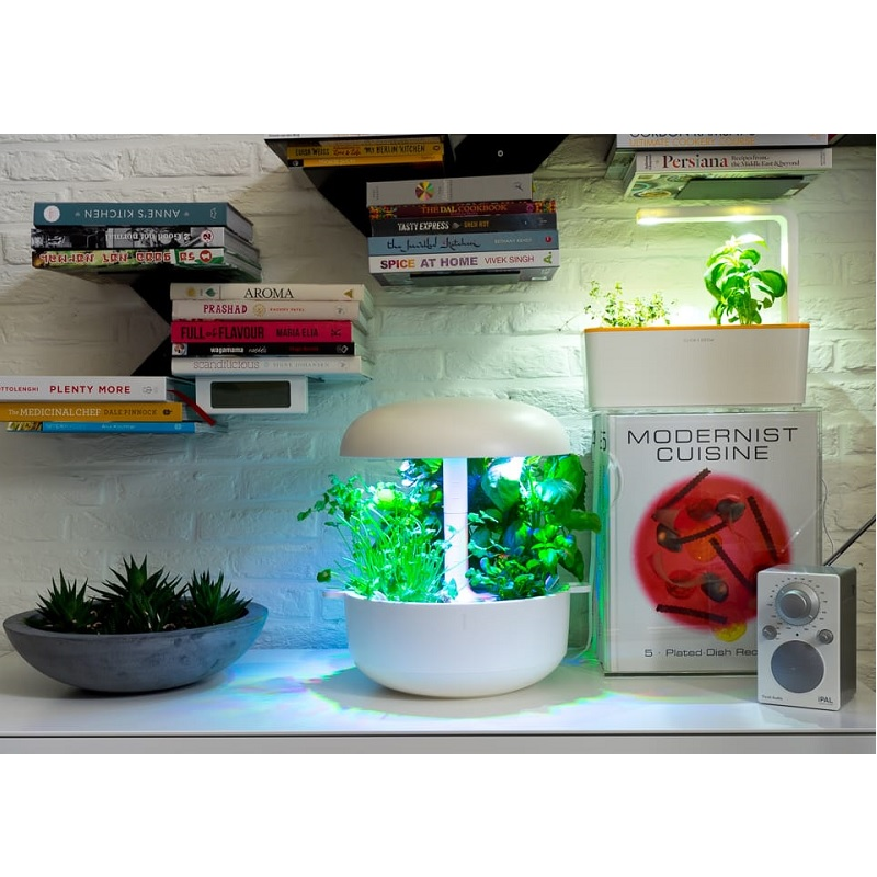 Plantui 6 Smart Garden - White