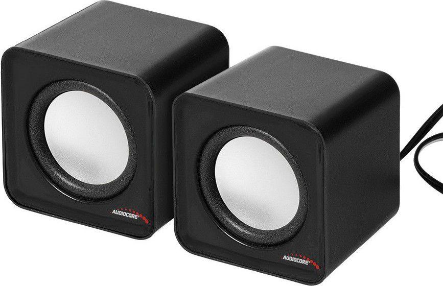 Audiocore 6W  USB AC870B Audiocore datoru skaļruņi