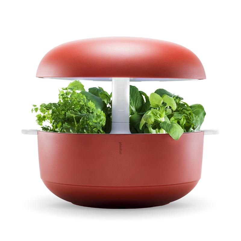 Plantui 6 Smart Garden - Red