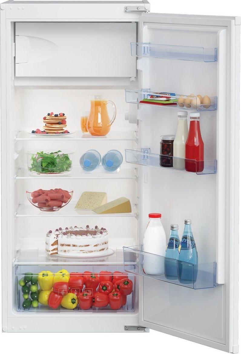 BEKO Refrigerator BSSA200M2S BUILT IN 121 cm A+ White Iebūvējamais ledusskapis