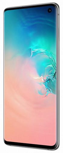 SAMSUNG Galaxy S10 128GB White Mobilais Telefons