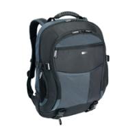TARGUS XL NB Backpack black blue 17-18in portatīvo datoru soma, apvalks