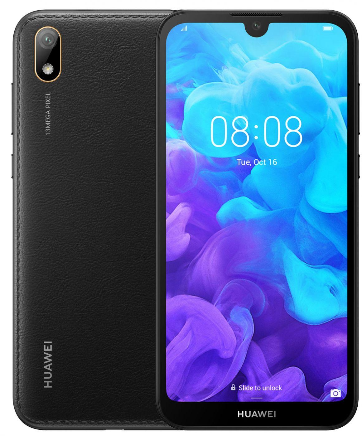 Huawei Y5 2019 2GB/16GB Modern Black Mobilais Telefons