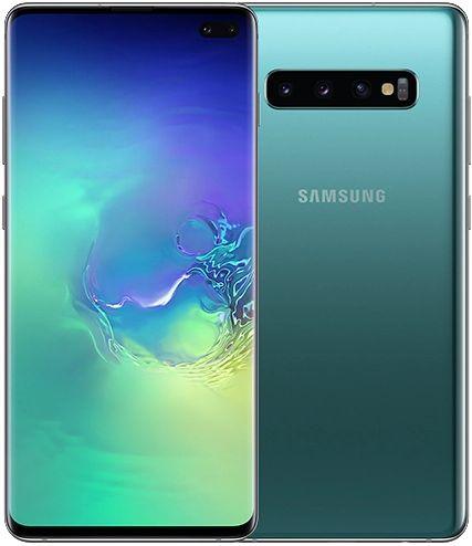 SAMSUNG Galaxy S10 128GB Green Mobilais Telefons