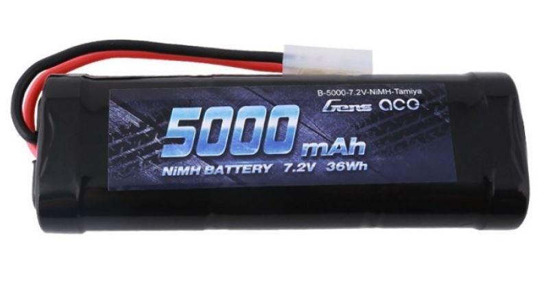 Gens Ace 5000mAh 7.2V