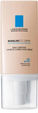 La Roche-Posay Rosaliac CC Daily Unifying Complete Correction Cream SPF30 cream for daily care of sensitive skin 50ml