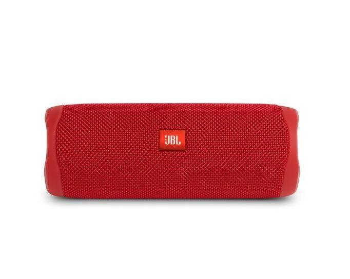 JBL Flip 5, Bluetooth speaker, IPX7, Red pārnēsājamais skaļrunis