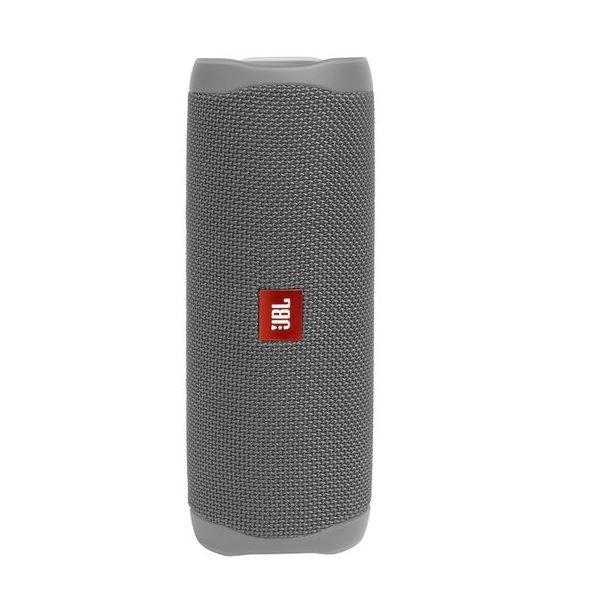 JBL Flip 5, Bluetooth speaker, IPX7, Grey pārnēsājamais skaļrunis