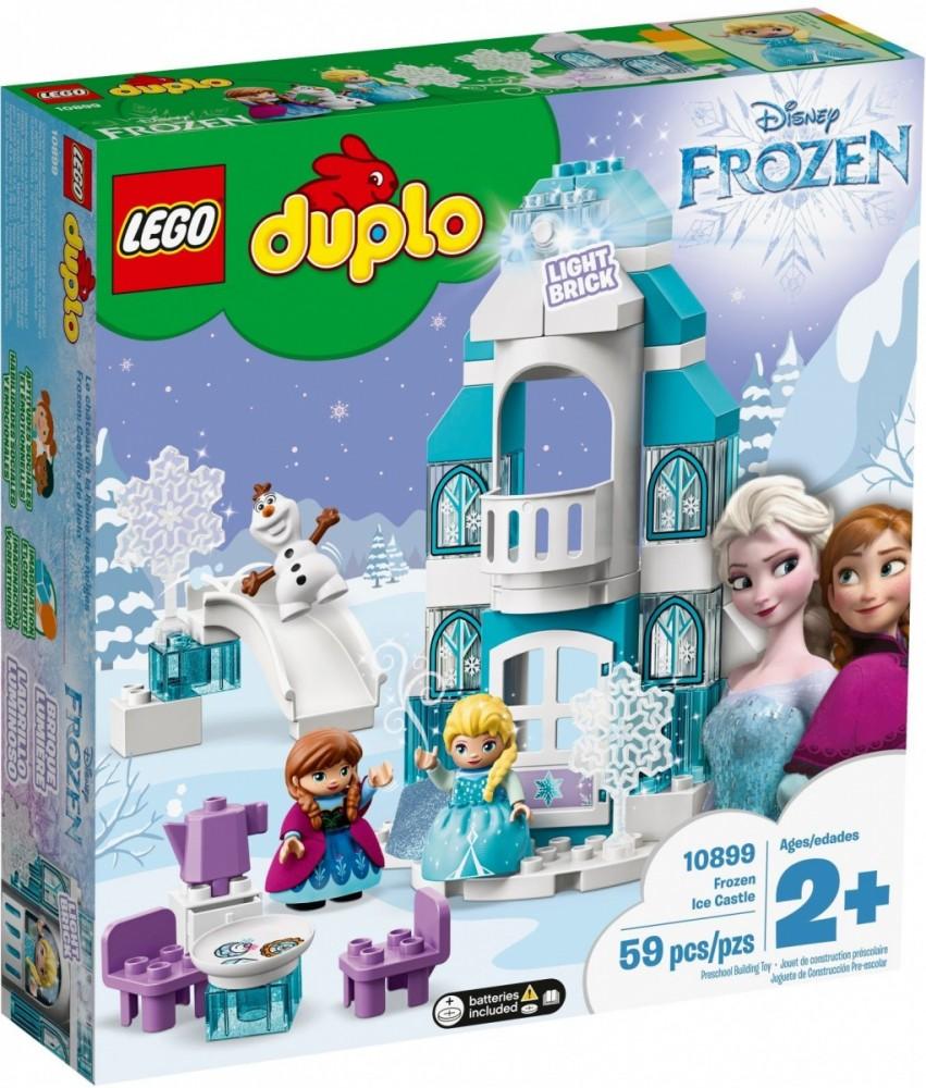 LEGO DUPLO Frozen 10899 Frozen Ice Castle LEGO konstruktors