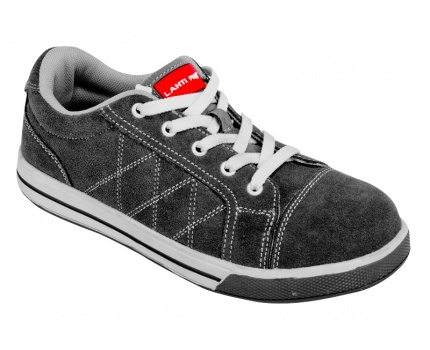 Lahti Pro Suede shoes SB SRA 41 gray-red (L3040741) darba apavi
