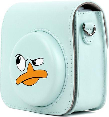 LoveInstant Case Cover For Fujifilm Instax Mini 9 8 - Duck SB4373 soma foto, video aksesuāriem