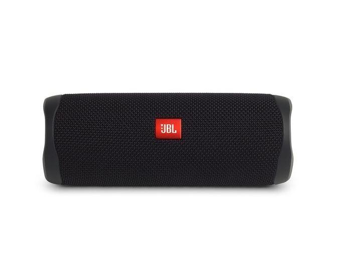 JBL Flip 5, Bluetooth speaker, IPX7, Black pārnēsājamais skaļrunis