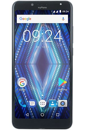 MyPhone PRIME 18X9 LTE Dual cobalt blue 5902983602187 T-MLX25542 Mobilais Telefons
