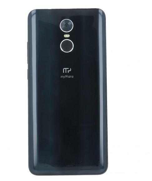 MyPhone PRIME 18X9 Dual onyx black 5902983602170 T-MLX25541 Mobilais Telefons