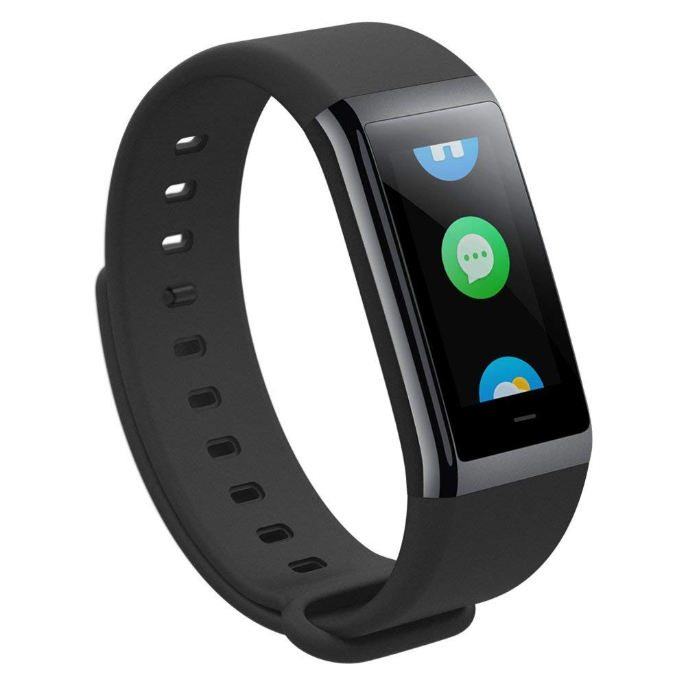 Xiaomi Amazfit COR Black Viedais pulkstenis, smartwatch