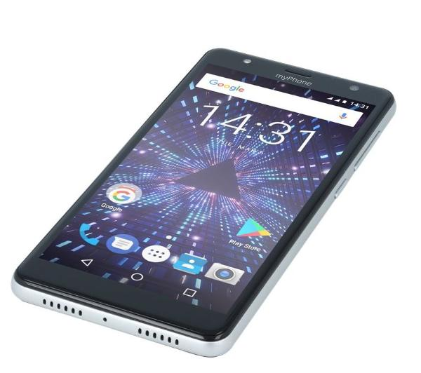 MyPhone POCKET 18X9 Dual black 5902983602125 Mobilais Telefons