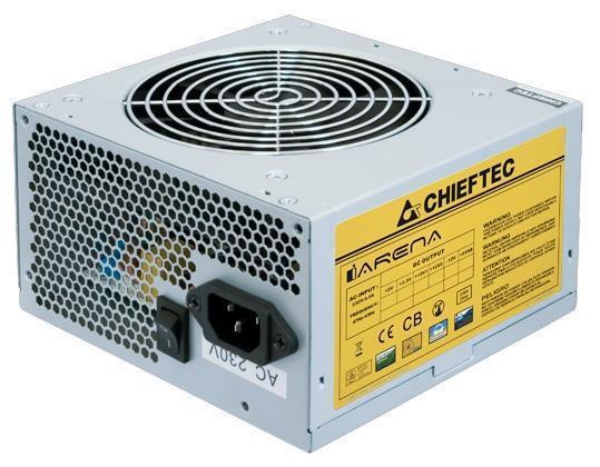 CHIEFTEC CASE PSU ATX 650W/GPA-650S Barošanas bloks, PSU